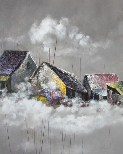 The Village above the Clouds - No4